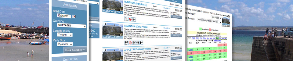 24:7Booking where you pay less for an online booking system which offers great performance.